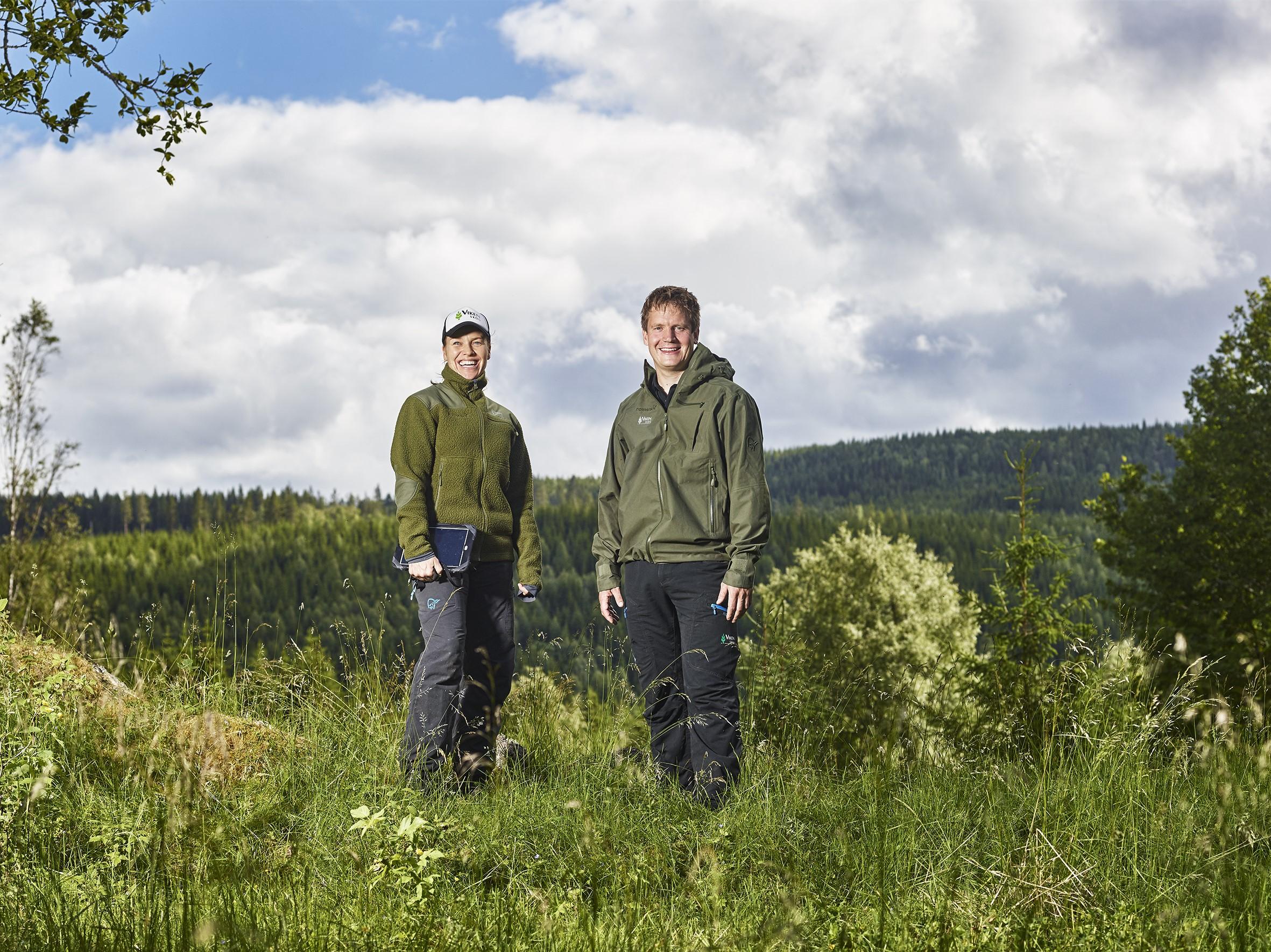 Viken Skog søker skogbruksleder i region Nord
